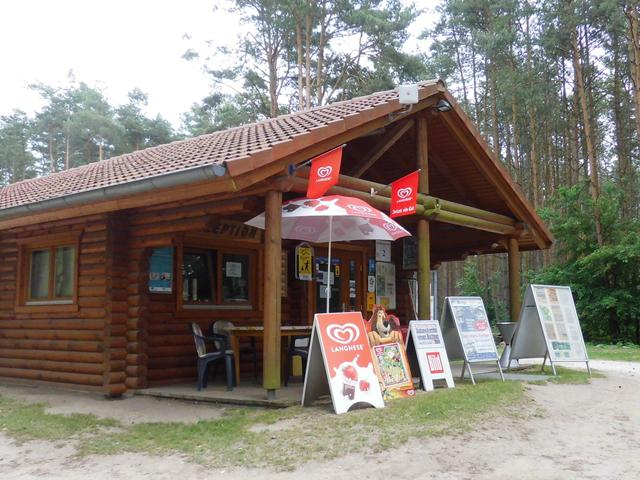 Camping am Weissen See