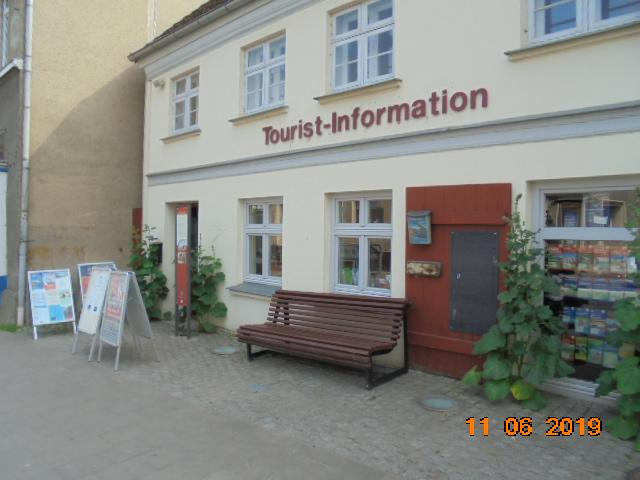 Tourist-Information Malchow